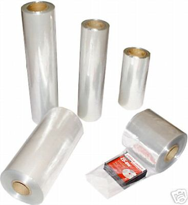 Shrink Film / Shrink Wrap - Industrial Packaging Supplies